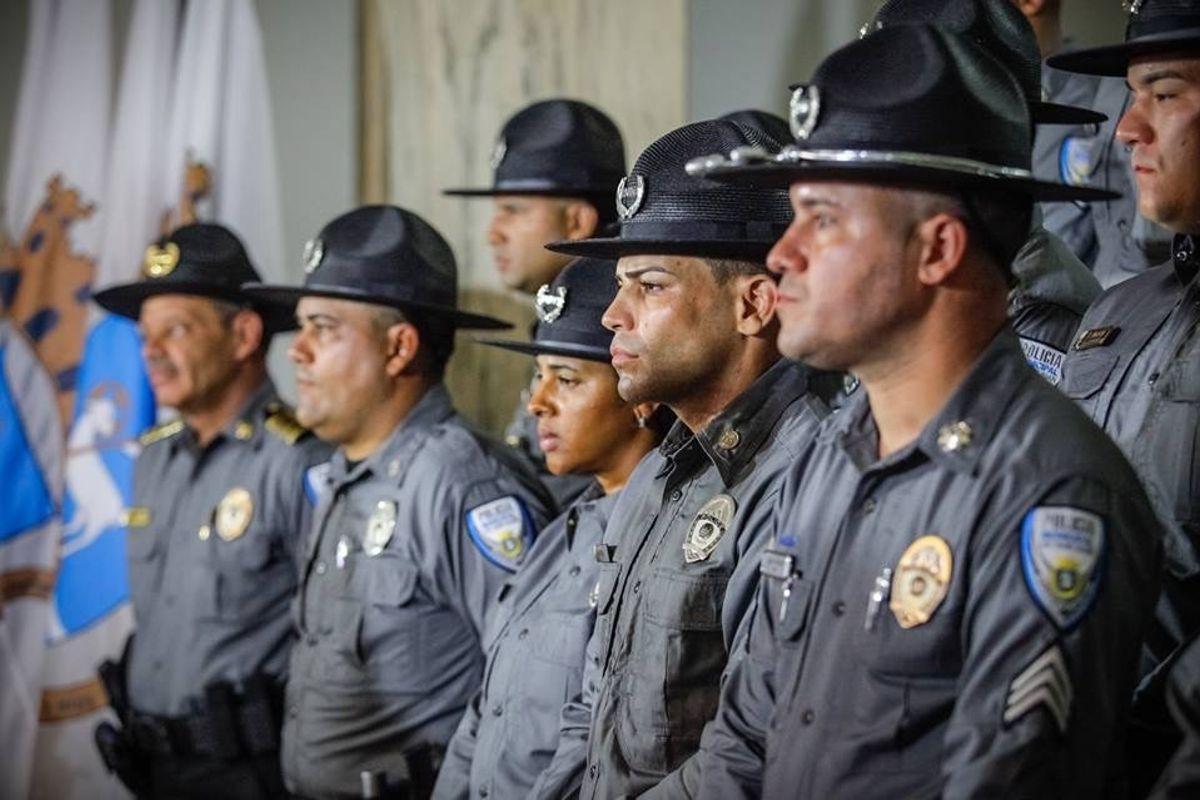 San Juan Celebra La Semana De La Policía Municipal Wapa Tv Noticias Videos